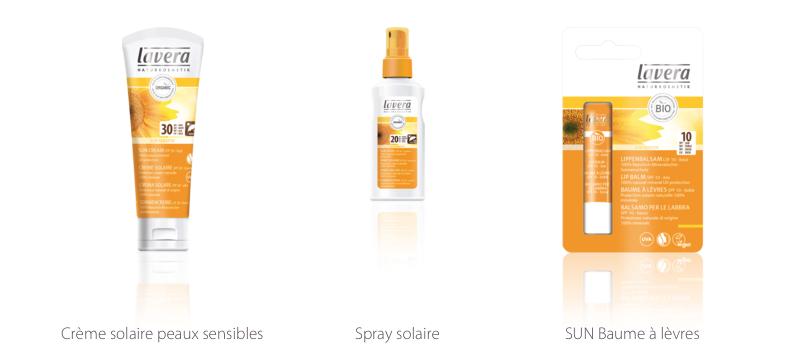 solaires bio lavera