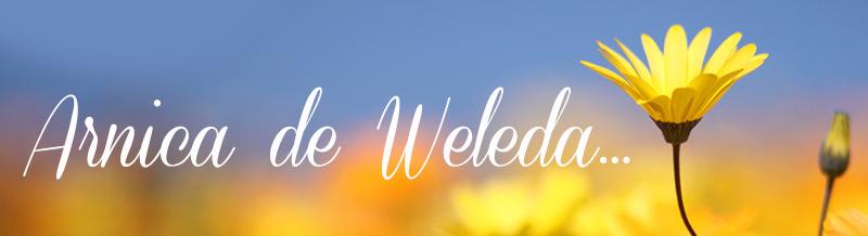 La gamme à l'arnica de Weleda : mention plaisir !