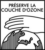 préserve la couche d'ozone