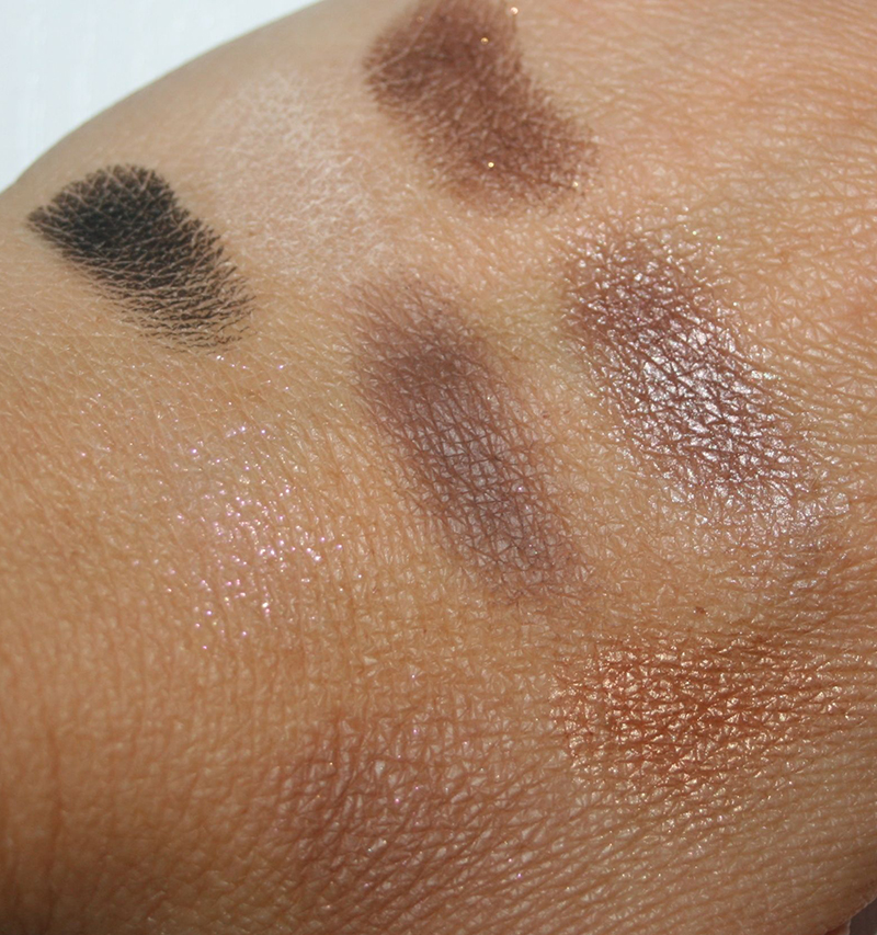 swatch semi-sweet too faced