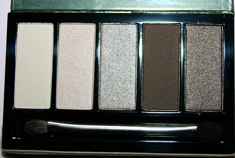 palette day Clarins