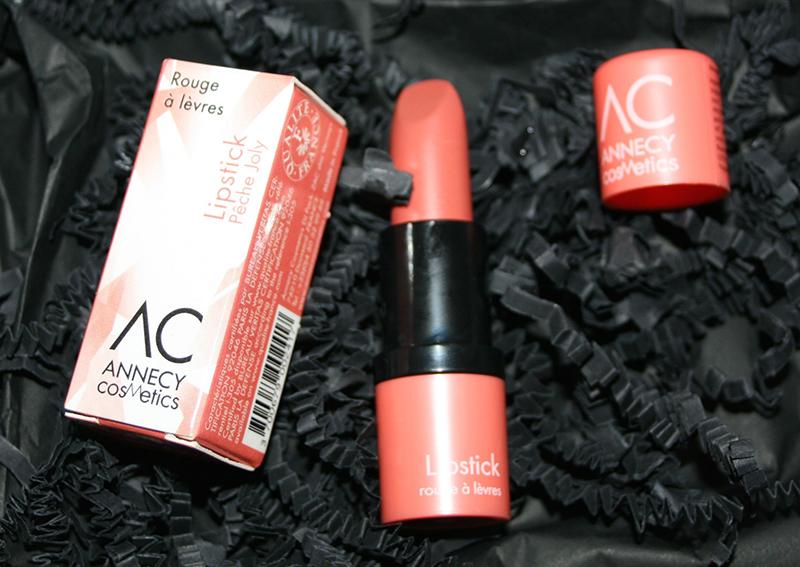 rouge à lèvres annecy cosmetics