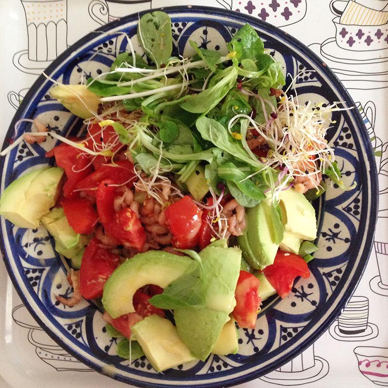 salade type