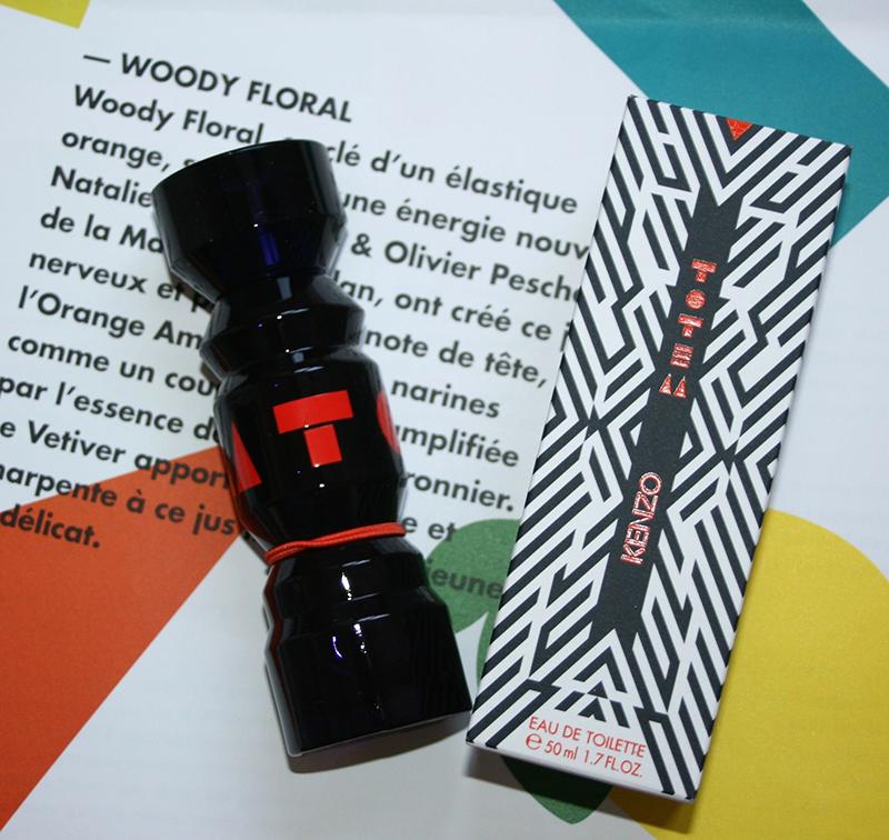 Woody Floral Kenzo Totem