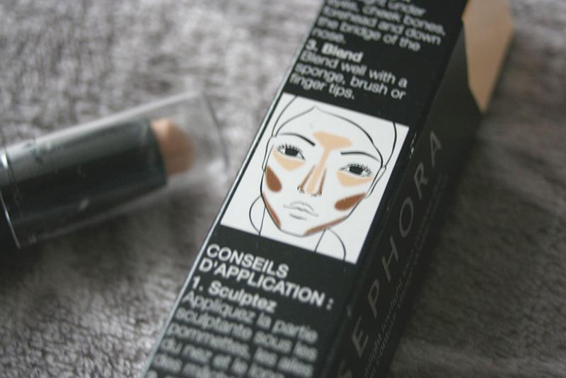 crayon double contouring sephora