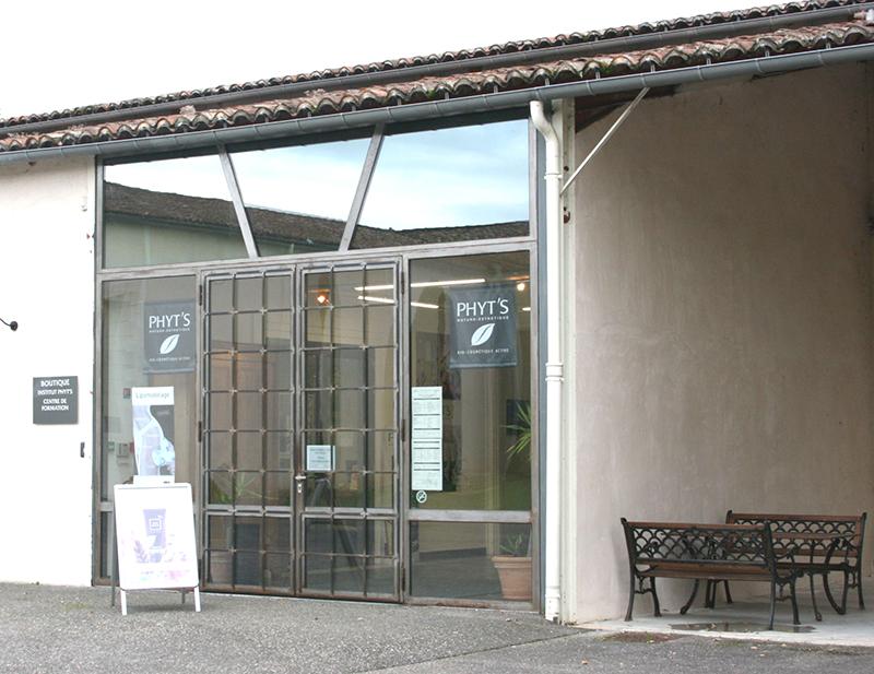 l'institut Phyt's