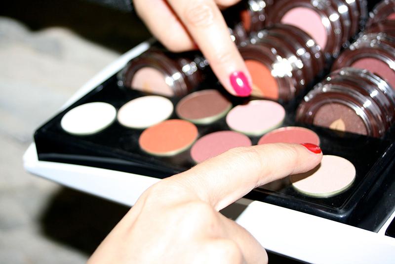 quand une blogueuse rencontre du maquillage, il faut qu'elle teste !