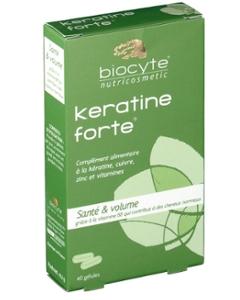 Kératine Forte Biocyte