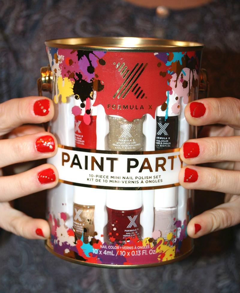 Paint Party – Formula X