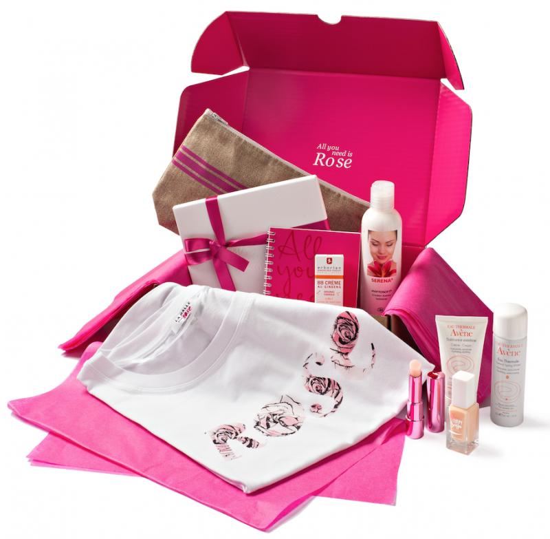 La jolie idée à partager : une box pour les femmes atteintes du cancer