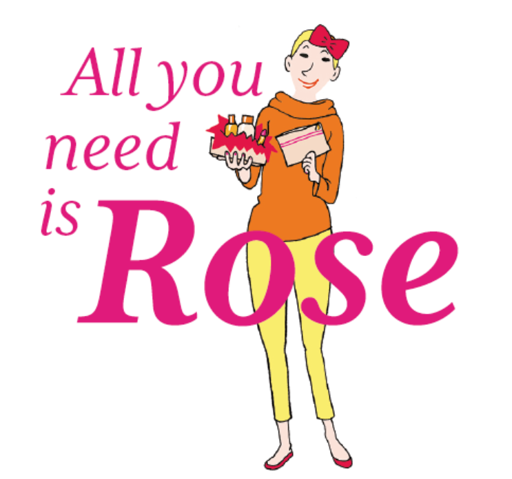 all you need is rose