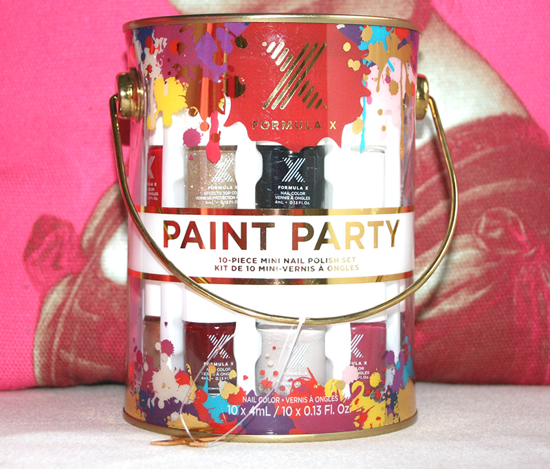 paint Party Formula X