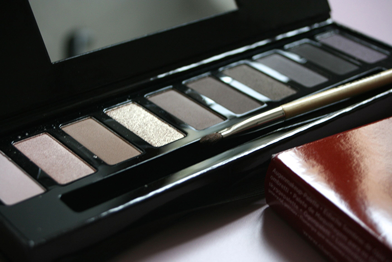 the essentials palette Clarins
