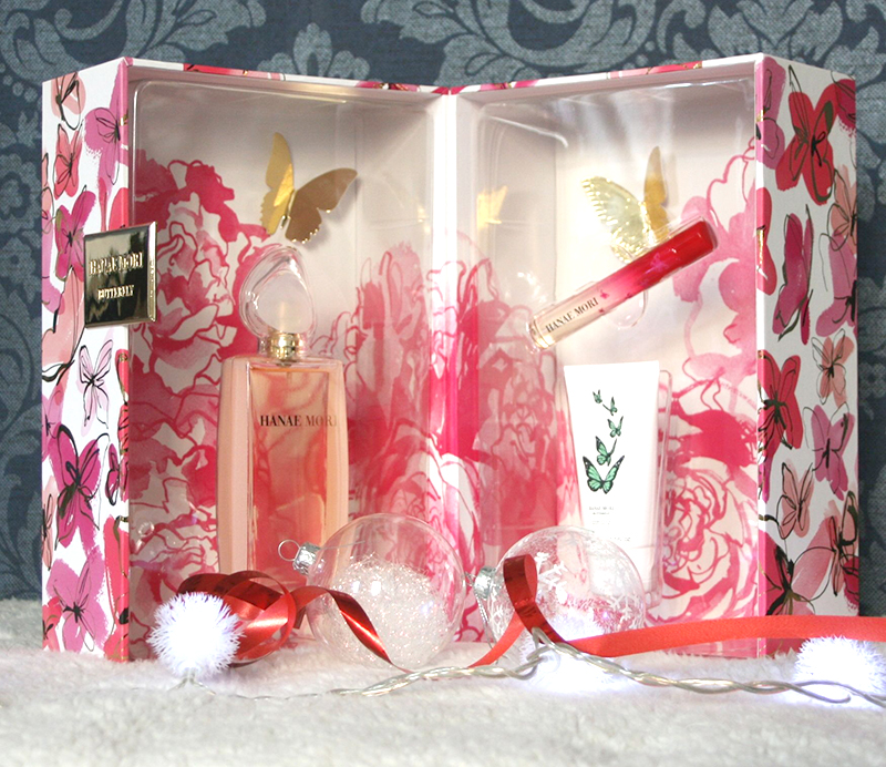 coffret Butterfly Hanae Mori