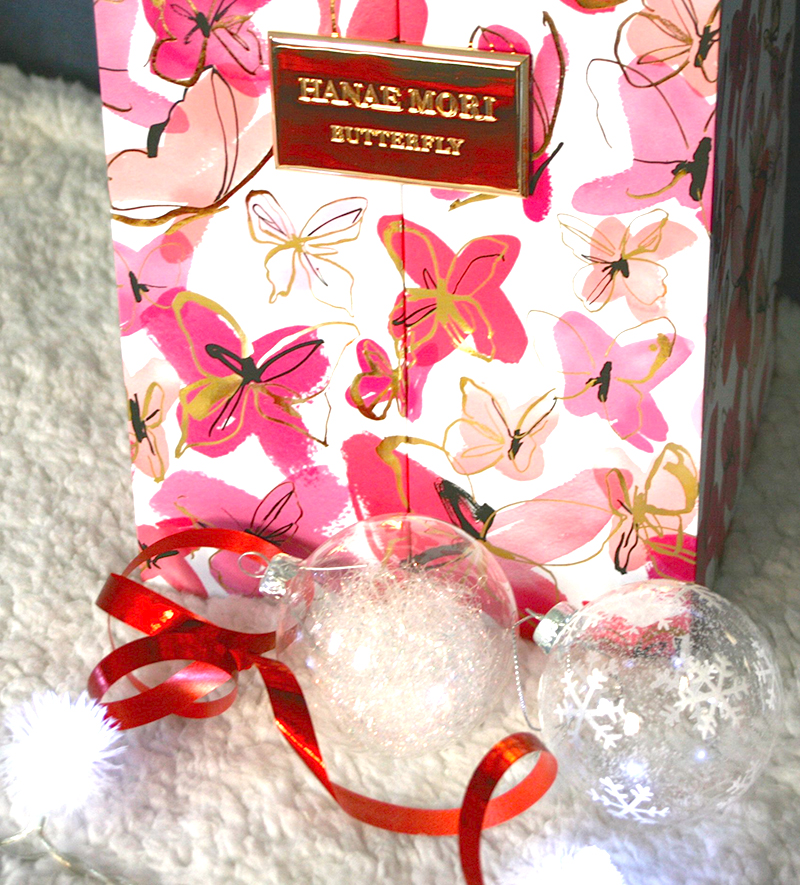 coffret parfum butterfly hanae mori