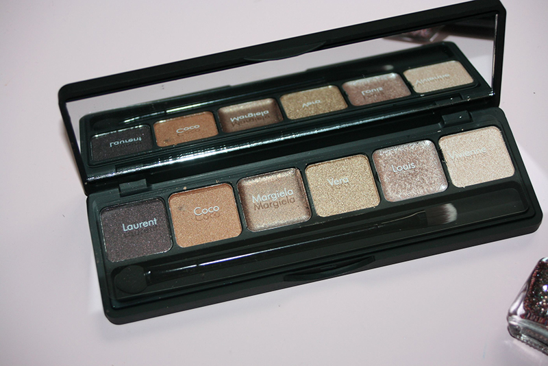 fards palette sleek I-Lust
