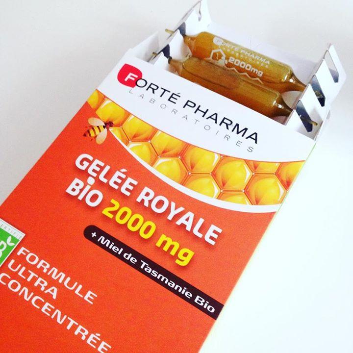 forte pharma gelée royale