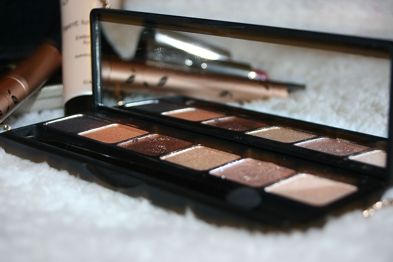 palette I-Lust Sleek makeup