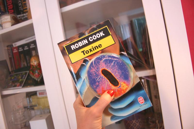 [Lecture] Toxine, de Robin Cook