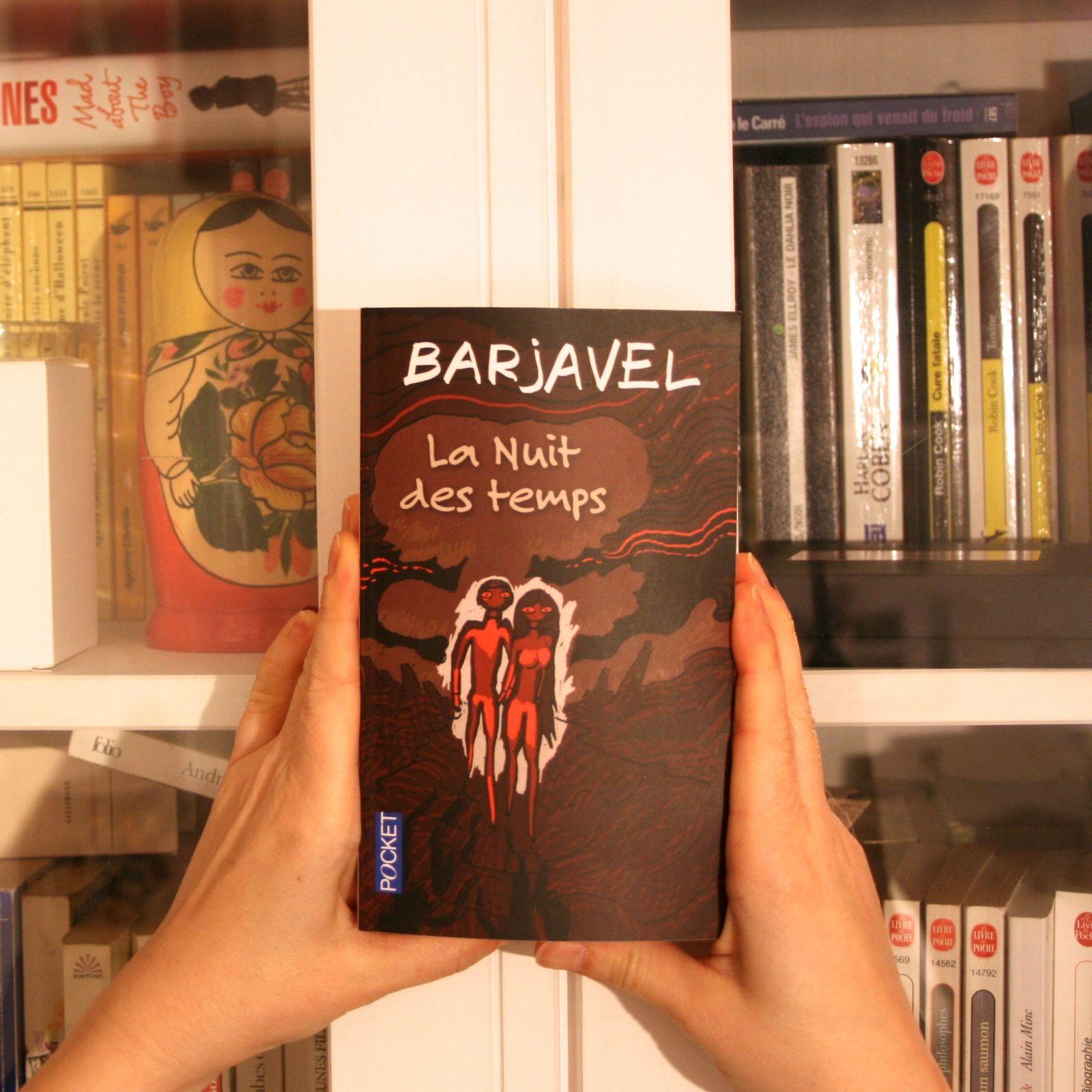 [Lecture] La nuit des temps, René Barjavel
