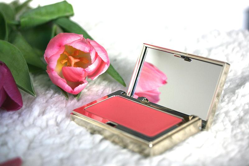 Blush crème Clarins Rose
