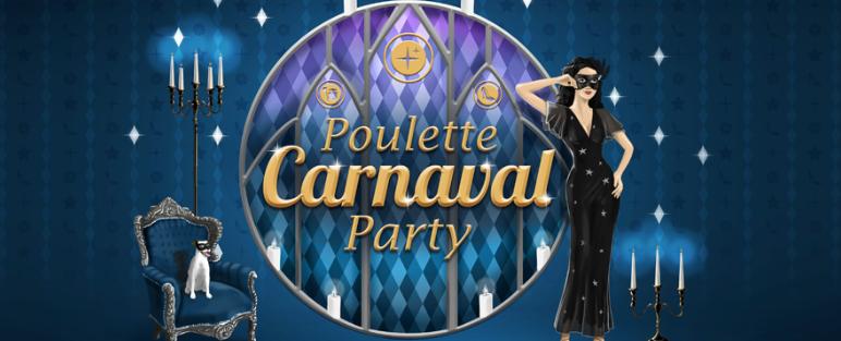 Retour sur la Poulette Carnaval Party