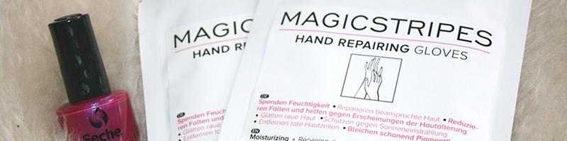 J'ai testé les gants hydratants MagicStripes