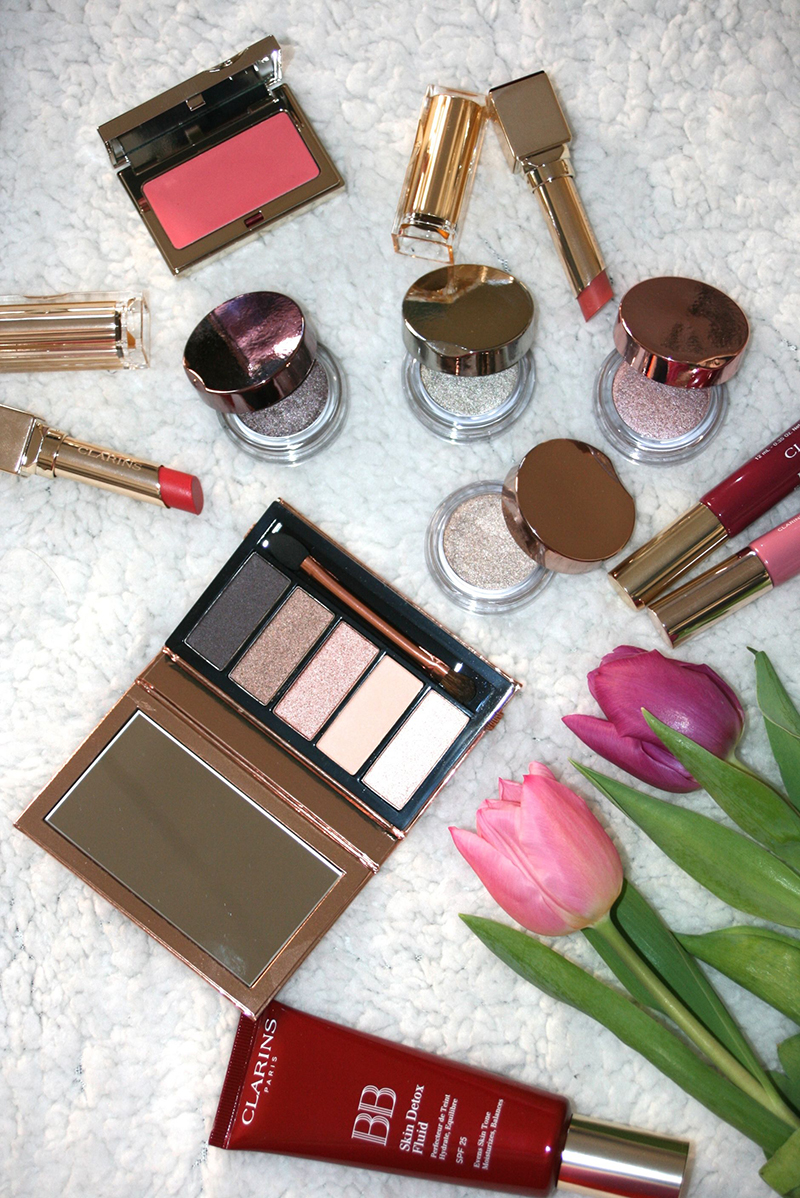 maquillage Clarins printemps 2016