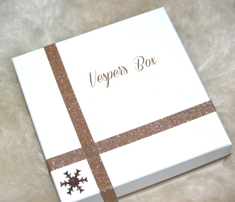 La Vesper's Winter Box est de retour ! [Concours]