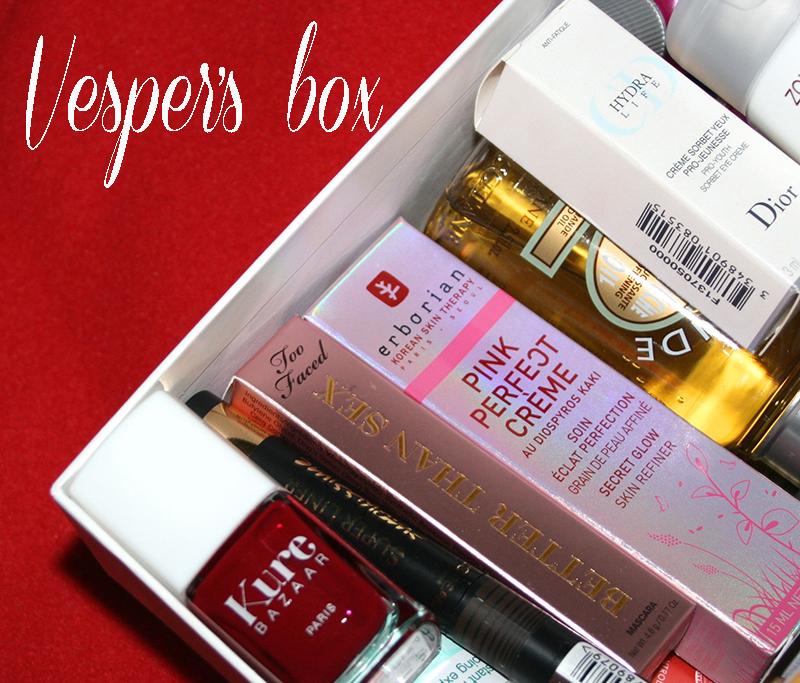 vespers box