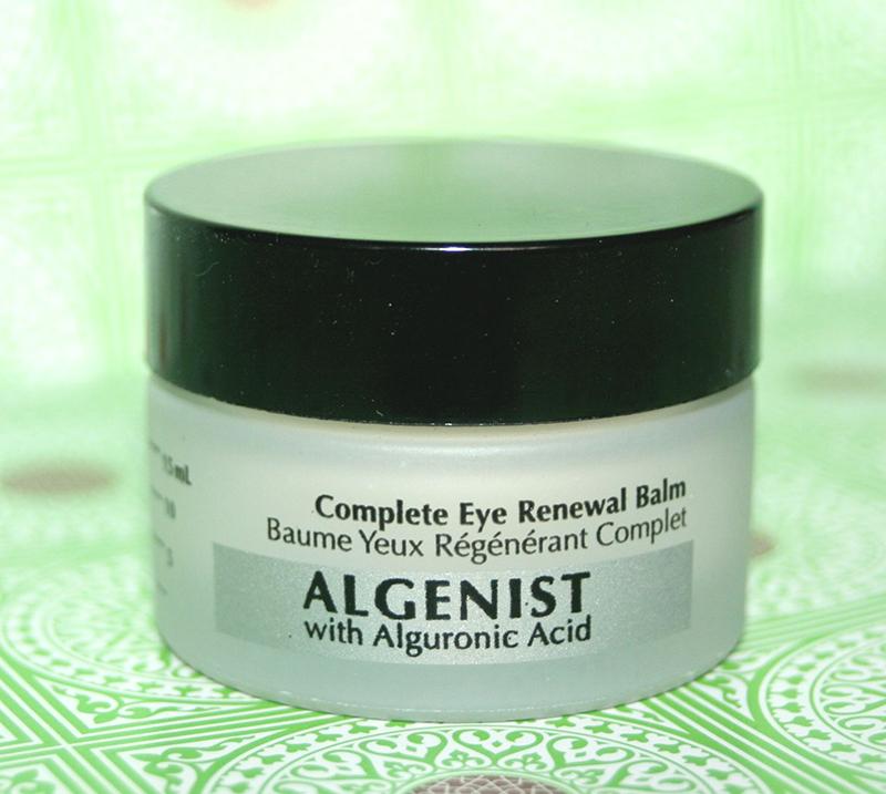 baume yeux régénérant complet ALGENIST
