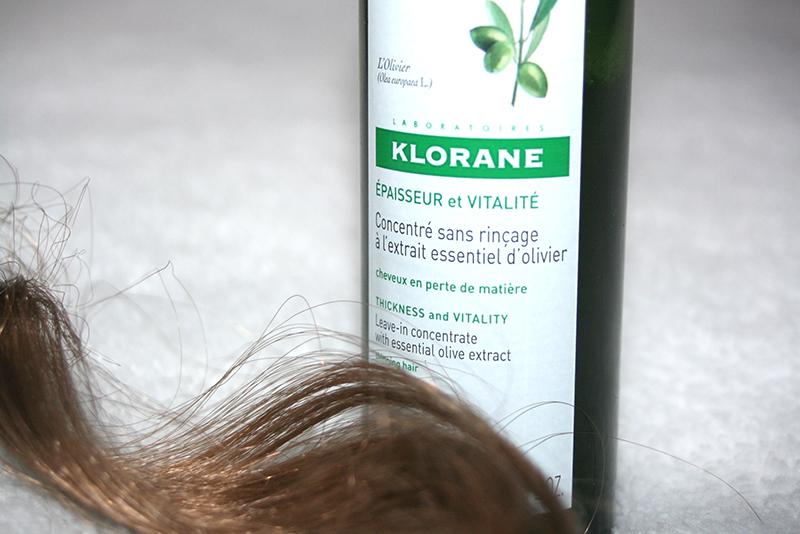 Et Klorane se mit à combattre le vieillissement capillaire (force & vitalité dans tes cheveux!)