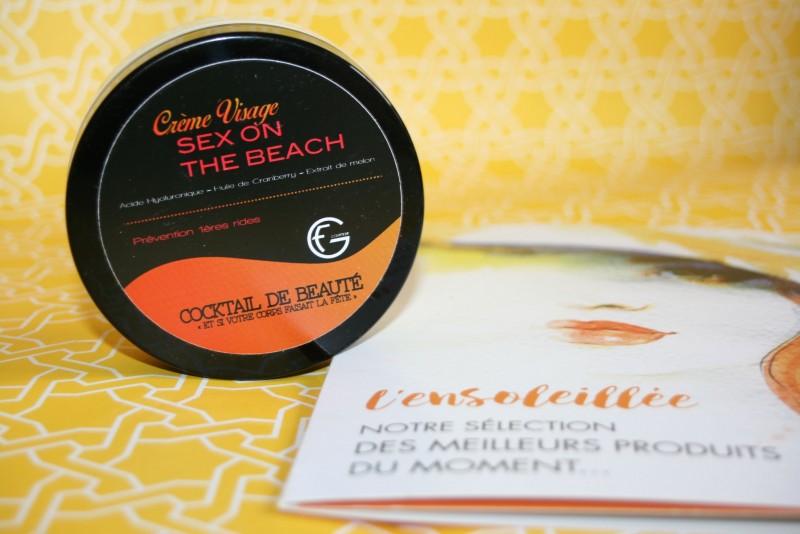 crème FG cosmetique