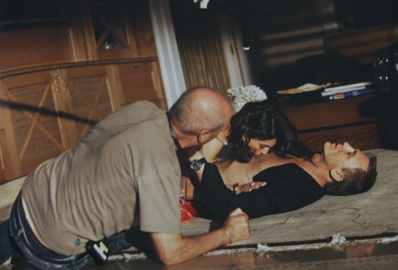 Le tête à tête torride entre Daniel Craig (James Bond) et Caterina Murano (Solange) dans Casino Royale, savamment orchestré par le réalisateur....