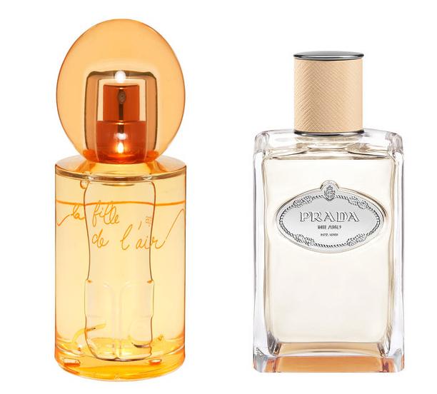 parfums fleur d'oranger