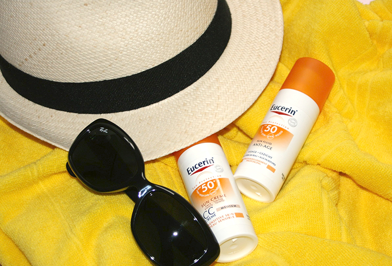 solaires Eucerin