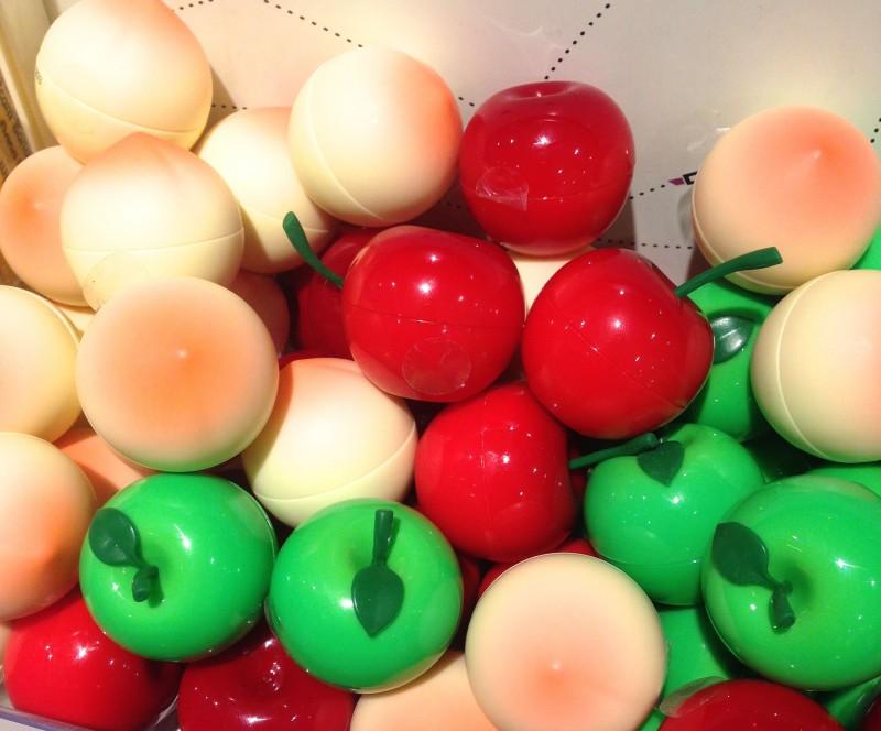 TonyMoly, pour atteindre ses 5 fruits & légumes par jour !