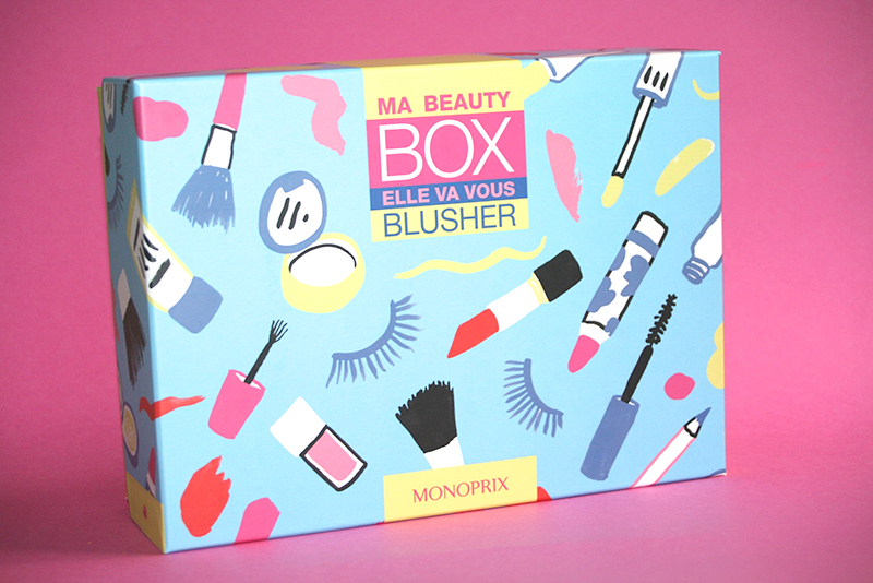 beautybox monoprix