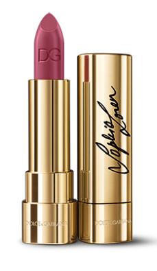 lipstick sophia loren