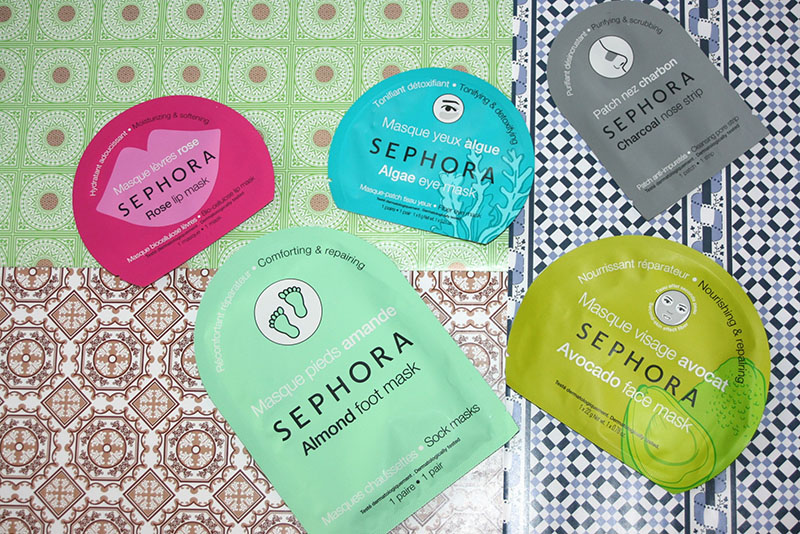 Tout, tout, vous saurez tout sur les masques Sephora