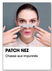 patch nez