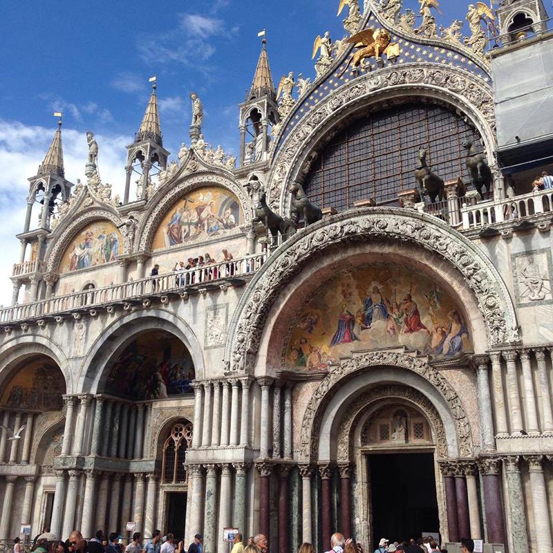 basolique San Marco Venizia