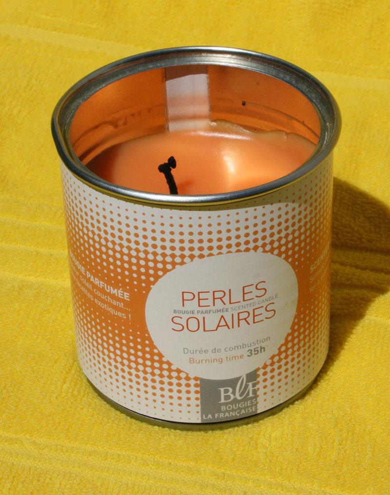 bougie perles solaires bougies la française
