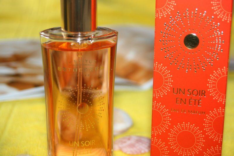🔆 «Un soir en été», le parfum solaire d'Institut Esthederm [+ concours] 🔆