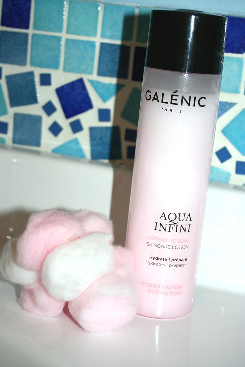 lotion aqua infini galenic