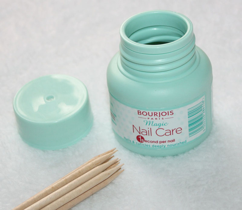 nail care bourjois