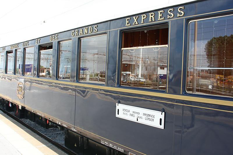 Notre périple en Orient-Express