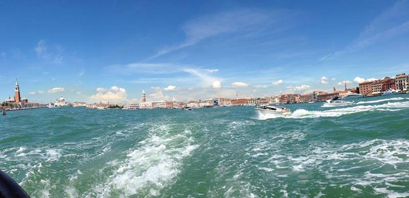 Venise…