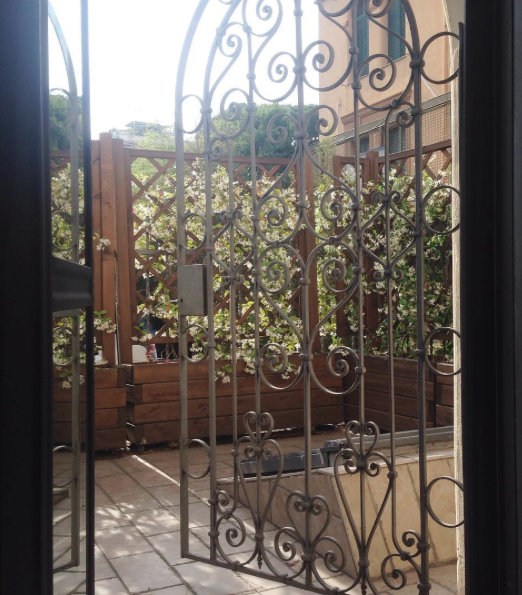 terrasse jasmin Rome