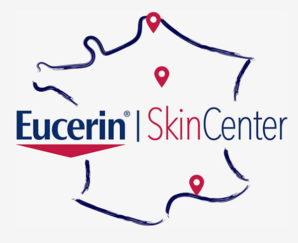 eucerin skin center